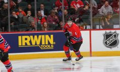 Haydn Fleury Scores Ridiculous Goal at 'Canes Camp