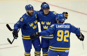 The Olympics' best players come from the NHL (Jayne Kamin-Oncea-USA TODAY Sports)