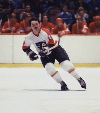 Rick MacLeish [photo: Bettmann/Corbis]