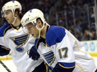 Sobotka was the NHL's top faceoff man in 2013-14 (Bob Stanton-USA TODAY Sports)