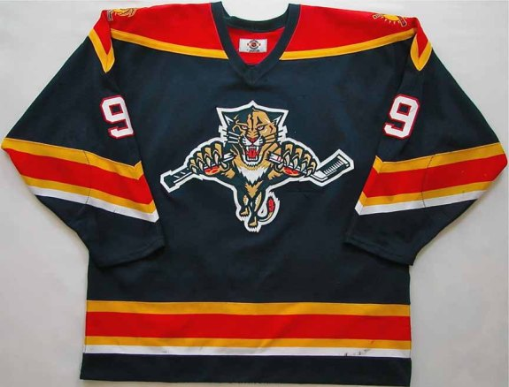 Florida Panthers Third Alternate