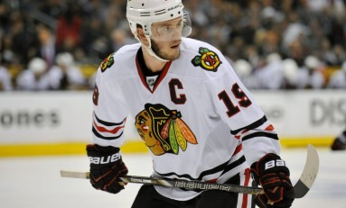 Vesey Watch: Toews to Reportedly Help Recruit College Star