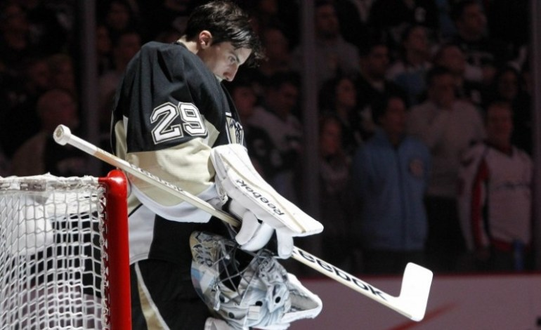 Is Marc-Andre Fleury Done in Pittsburgh?