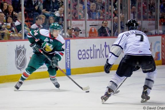 NHL, Nikolaj Ehlers, QMJHL, Hockey, Halifax Mooseheads