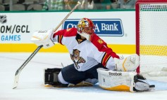Masked Men: Luongo in Fine Form for Florida