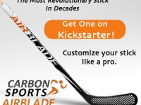 A New Stick Design from Carbon Sports