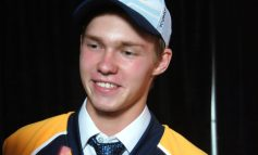 Predators Prospect Vladislav Kamenev Wins Silver, Strikes Official