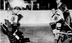 50 Years Ago in Hockey - Lowly Bruins Blank Habs