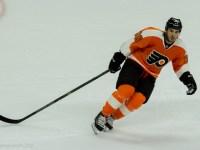 Philadelphia Flyers Forward Zac Rinaldo (Josh Smith/THW)