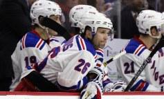 NY Rangers Winning Streak Ends In Dallas
