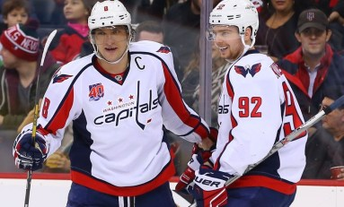 Toews, Ovechkin Out of All-Star Game; Neal, Kuznetsov In