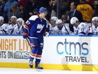 Anders Lee and the word replaceable simply do not go together right now as the forward has meant everything, and more, to the New York Islanders thus far. (Brad Penner-USA TODAY Sports)