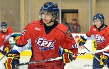 Ryan's brother, Dylan Strome, is the top ranked forward over 6'2 in THW's 2015 NHL Draft War Room Rankings. (Photo: Dan & Margaret Hickling)