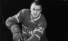 50 Years Ago in Hockey - A Bad Break for Gilles Tremblay
