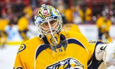 Carter Hutton Proving to Be a Solid Backup for Nashville Predators