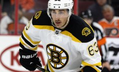 Fireworks Expected As Surging Bruins Battle Rising Stars