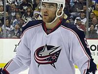 David Savard has worked his way into Columbus' top defensive pairing, and has run with the assignment all season long. (Via Wikipedia)