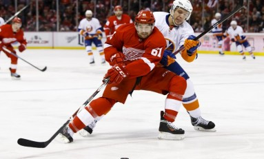 The Grind Line: Discussing the Red Wings Defensive Pairings