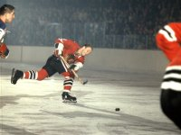 Bobby Hull says he is ready for the playoffs..