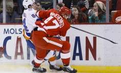 Q & A With Alexey Marchenko Of The Detroit Red Wings