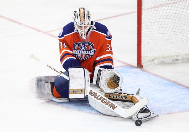 Oilers: Can Laurent Brossoit Steal the Crease?