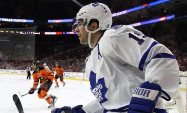 Lupul Finished With the Leafs?