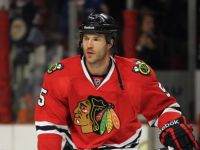 Steve Montador passed away on Sunday at the age of 35. © Jonathan Daniel