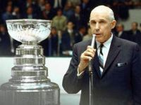 Will Clarence Campbell soon be announcing expansion of the NHL?