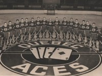 Quebec Aces at Le Colisee