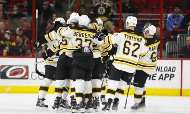 Boston Bruins 2016-17 Season Preview