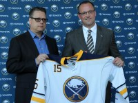 The 2015 NHL Draft will be a game-changer for the Buffalo Sabres franchise. (Kevin Hoffman-USA TODAY Sports)