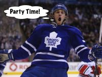 Maple Leafs Minute: Draft Party in the Square!