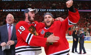 Best of the Chicago Blackhawks #WhatsYourGoal Campaign