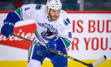 Brandon Prust Receives PTO from Toronto Maple Leafs