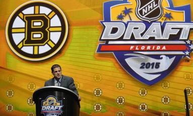 The Boston Bruins Aren't Buyers Or Sellers...Yet