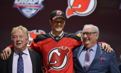 Devils Easing Zacha into His NHL Career (and That's Okay)
