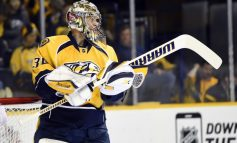 Nashville Predators Beaten Down in Back Half Back-to-Backs