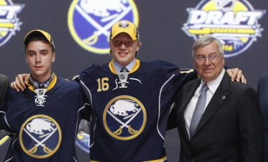 Young, Yellow and Blue in Buffalo