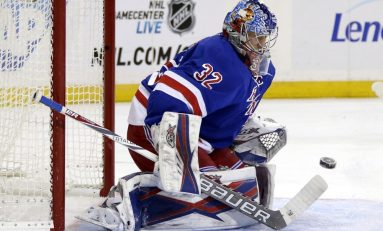 Antti Raanta Will Be Key for the Rangers