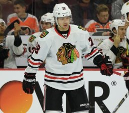 Interview with Young Gun Artemi Panarin