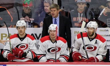 Hurricanes Sign Bill Peters to Two-Year Extension