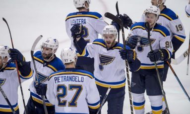 Blues Performance Expectations: Forwards