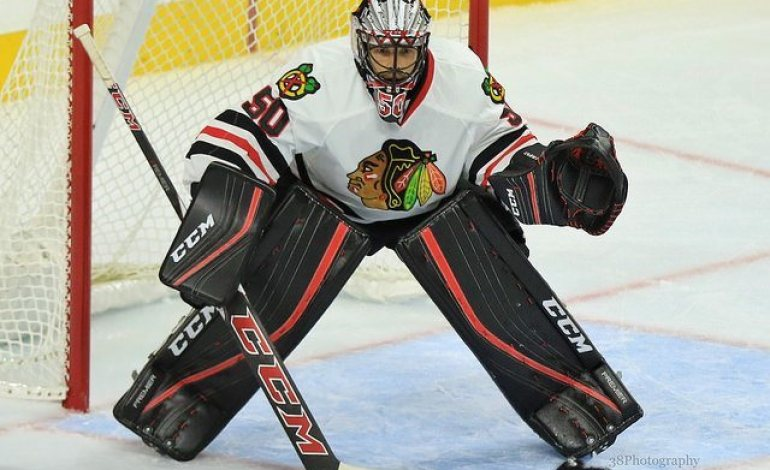 Blackhawks Roster Preview: Goaltenders