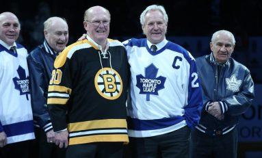 Former Leaf Darryl Sittler Joins Canada's Walk of Fame