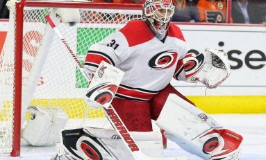 Canes Tenuous Goalie Situation