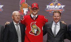 Senators Sign Logan Brown to Entry-Level Contract