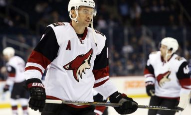 Injuries This Season a Concern for Coyotes