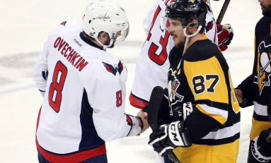 Don't Blame Ovechkin for Capitals' Failures