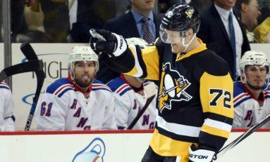 Pittsburgh Penguins Player Evals: Patric Hornqvist