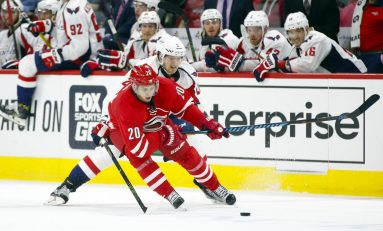 Hurricanes Sliding Into Their October Groove